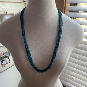 💛 Multilayer Beaded Necklace